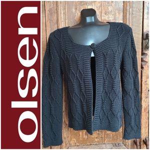 Olsen Knit Cardigan